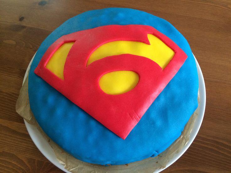 Superhelden Geburtstagskuchen