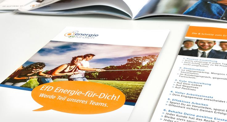 energie-für-dich-gmbh - Print / Recruiting Kampagne