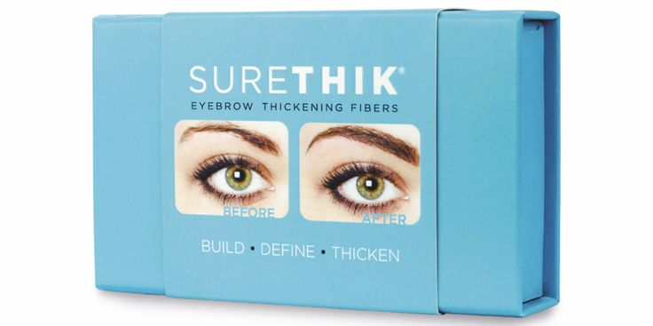 SureThik Eyebrow Thickening Fibers (Sandy Blonde). • Available in 4 Colours. • Smudge Proof. • Sweat Proof. • Lasts up to 16 hours. • Easy to use.