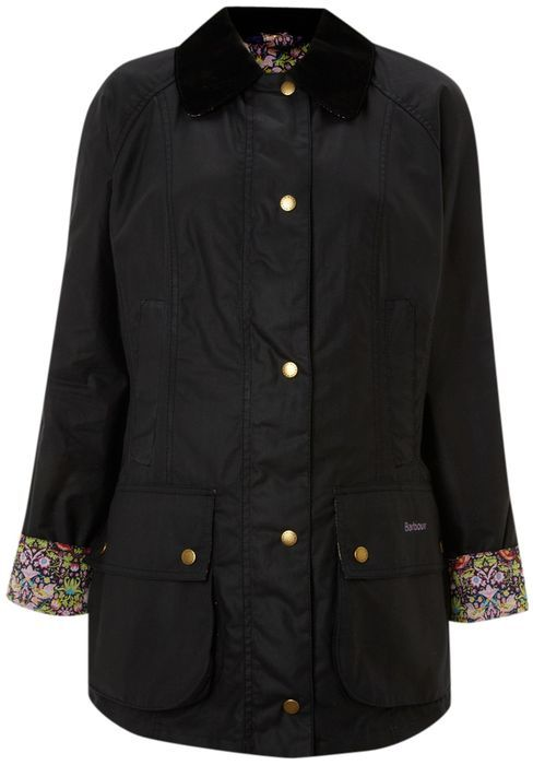 Barbour Liberty Beadnell Waxed Jackets Navy Womens : Latest Barbour jacket sale   Barbour sale for men and women : Fast delivery - www.jacketsonsales-uk.co.uk