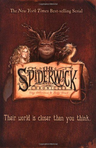 The Spiderwick Chronicles (Boxed Set): The Field Guide; The Seeing Stone; Lucinda's Secret; The Ironwood Tree; The Wrath of Mulgrath Holly Black by Tony DiTerlizzi