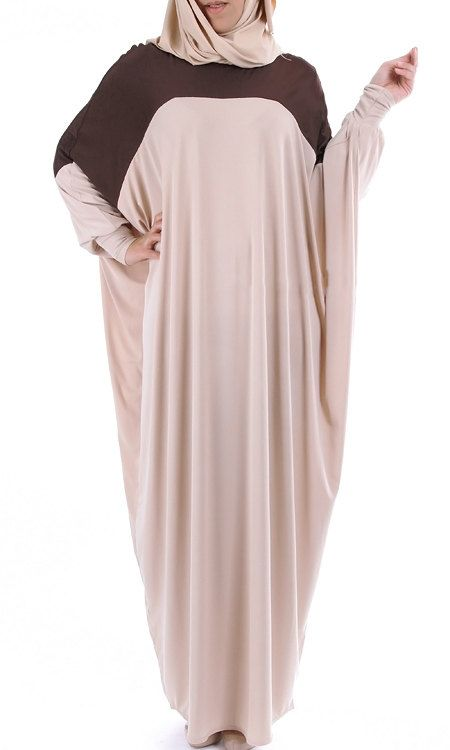 Butterfly Abaya Maxi Dress by ShopIslam on Etsy