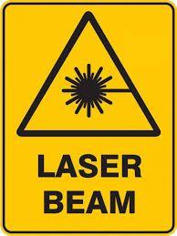 lazer iş güvenlik işaretleri ile ilgili görsel sonucu