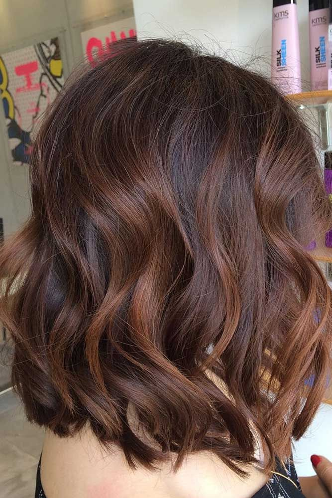 Balayage Ombre Hairstyle
