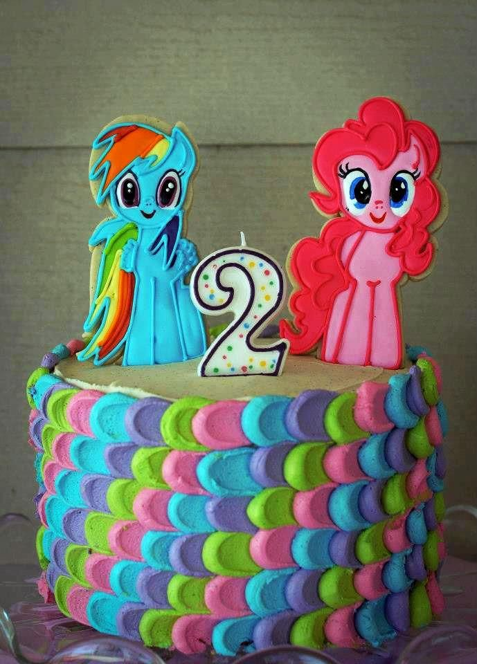 My Little Pony Cookies Decorated Cookies Pinterest