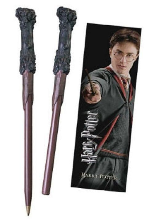HARRY-POTTER-PEN-GIFT-SET-BOOKMARK-SCIENCE-FICTION-MOVIE-COLLECTIBLE-MAGIC-WANDS