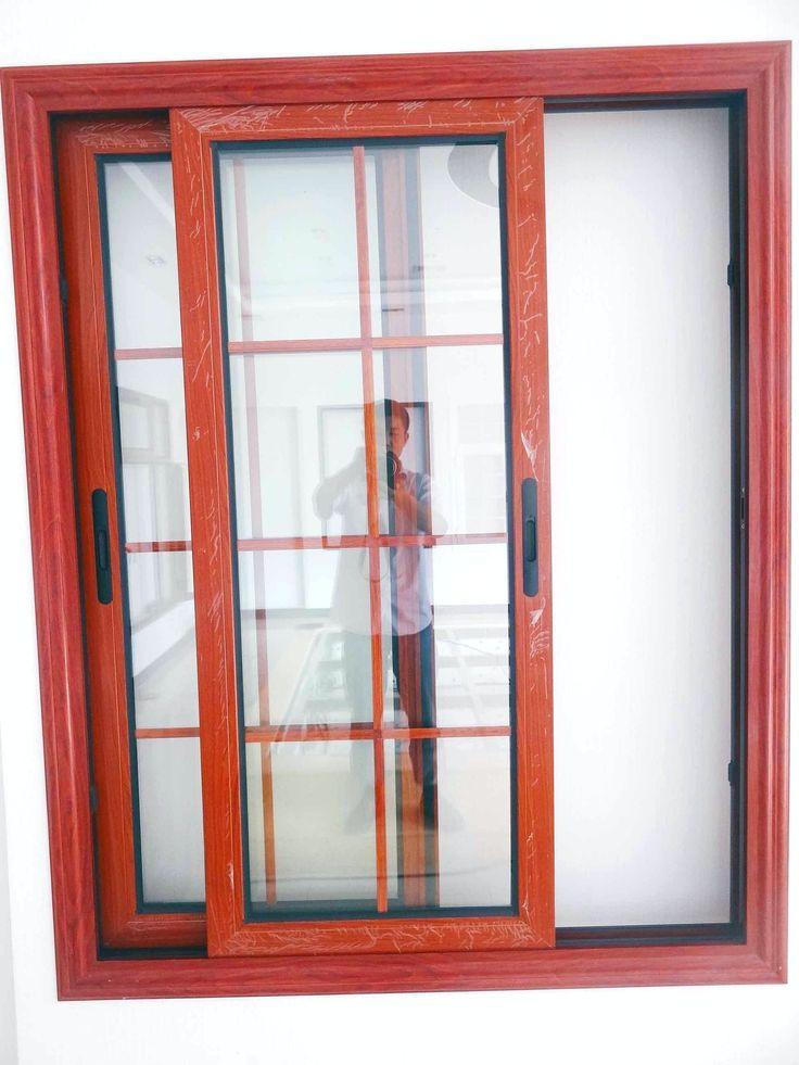 Wanjia New Design Aluminum Sliding Window