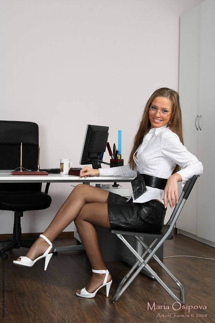 Hot boss and secretary