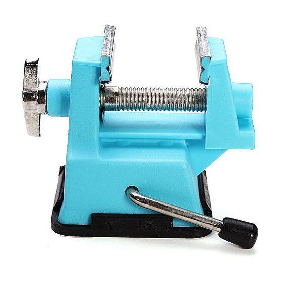 Jewelry Tool Vise Clamp Hobby Small Mini Bench by SuppliesDiy