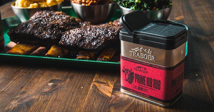 BBQ Beef Short Ribs with Traeger Prime Rib Rub
