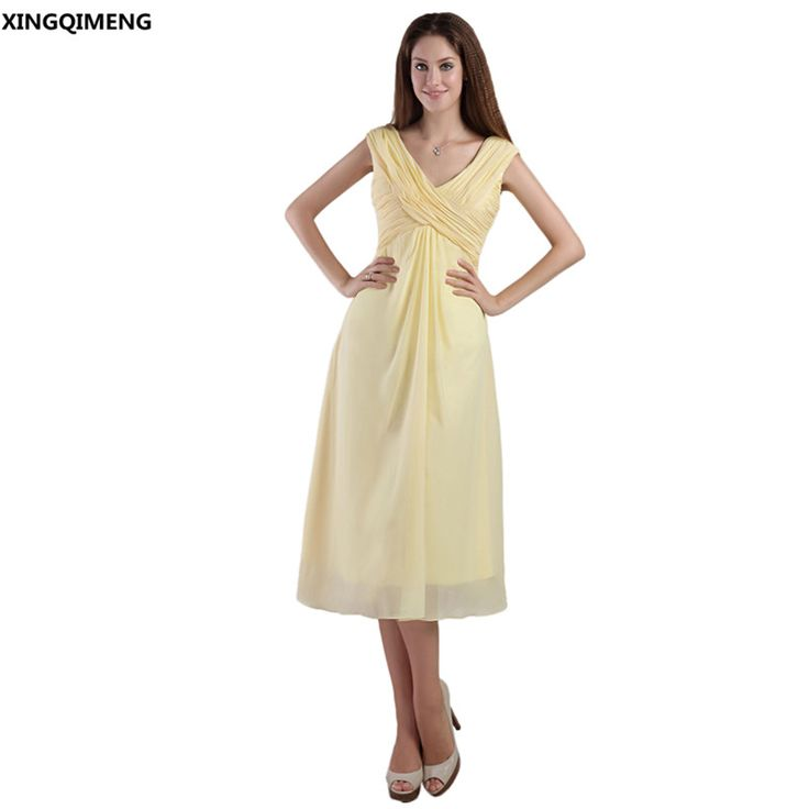 Simple Elegant Tea Length Chiffon Cap Sleeve Wedding: Best 25+ Tea Length Cocktail Dresses Ideas On Pinterest