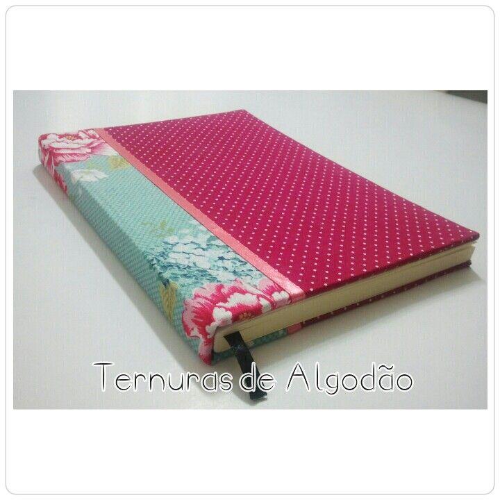 Notebook by Ternuras de Algodão