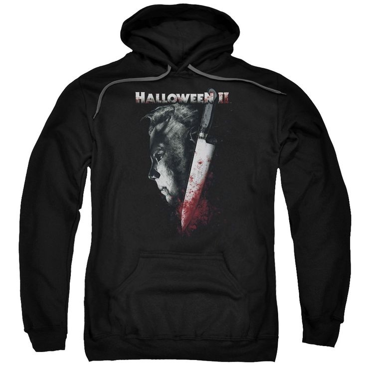 """Checkout our #LicensedGear products FREE SHIPPING + 10% OFF Coupon Code """"Official"""" Halloween Ii / Cold Gaze - Adult Pull-over Hoodie - Halloween Ii / Cold Gaze - Adult Pull-over Hoodie - Price: $49.99. Buy now at https://officiallylicensedgear.com/halloween-ii-cold-gaze-adult-pull-over-hoodie"""