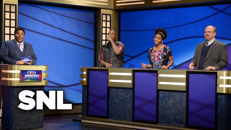 Black Jeopardy - Saturday Night Live…….its a takedown of…Male White Privilege concept in the US…ha ha a hoot!