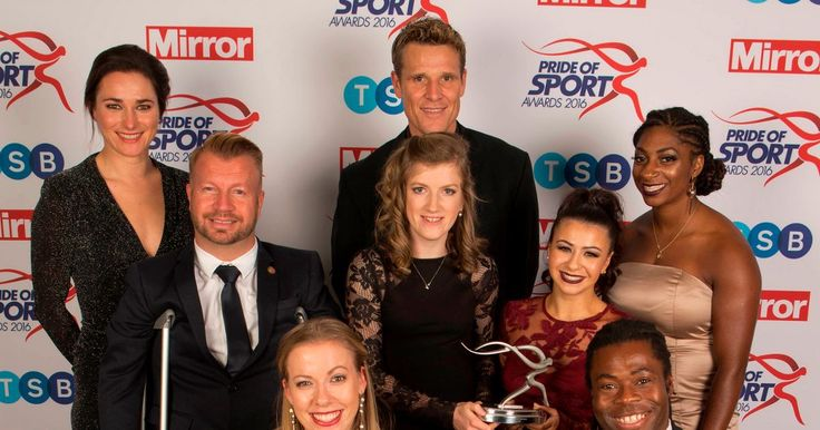Pride of Sport Awards 2016: Team GB Olympics and Paralympics take top team gong as Eddie Jones wins coach of the year #pride #sport #awards…