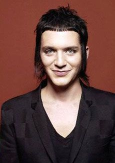 Brian Molko of Placebo