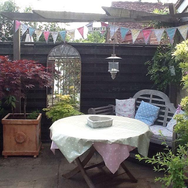 Shabby and Charme: Un bel cottage in pietra nella campagna del Kent