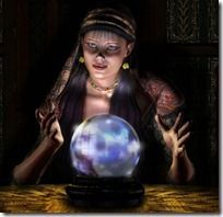 Imágenes y gifs de adivinas, hechiceras, videntes , tarot, bola de cristal |
