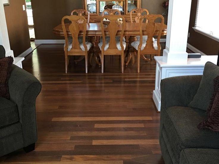 Dining Room Design   Brazilian Chestnut in a674 best Floors   Home images on Pinterest   Volunteers  Planking  . Flooring For Dining Room. Home Design Ideas
