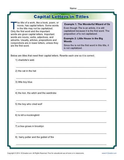 punctuation essay title How do you correctly punctuate a movie title i have an english assignment and need help 1 following  3  movie title punctuation source(s):.