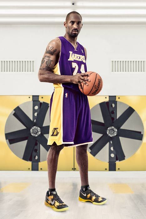 The Nike Kobe 8 system represents Kobe's ongoing quest to elevate his level of play and increase the distance between himself and those who try to guard him. (only because Sam entered the Kobe Bryant lookbook sweepstakes today)