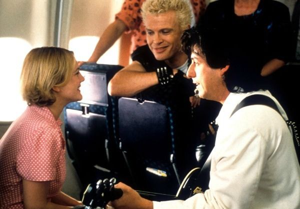 Airplane Scene From The Wedding Singer