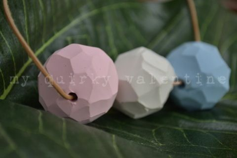 pasteldreams- handmade polymer clay beads.