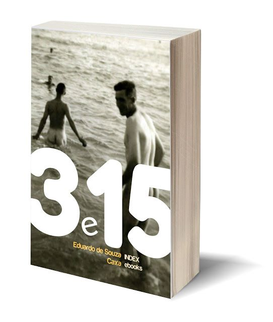 A INDEX ebooks orgulha-se de anunciar que já está à venda o novo livro, 3 e 15, de Eduardo de Souza Caxa.  Grátis por um período de tempo limitado.