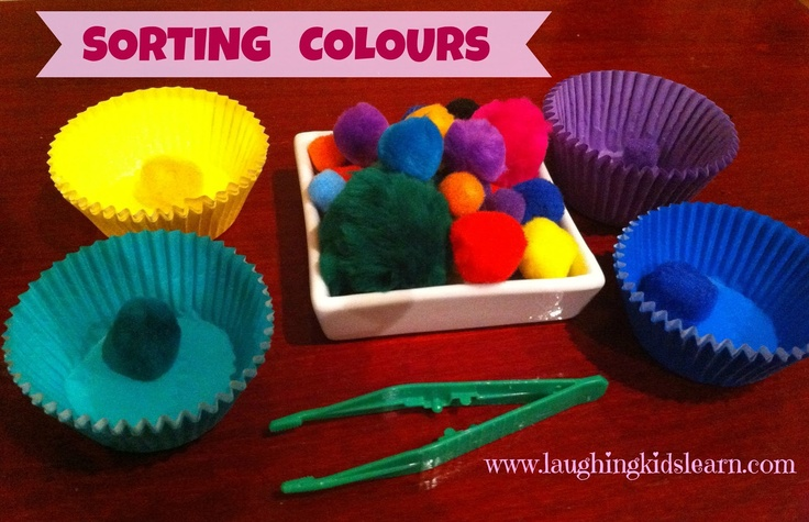 Laughing Kids Learn: Sorting Colours