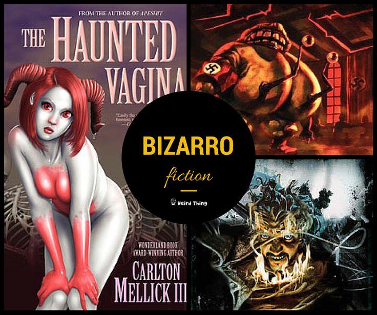 Bizarro fiction, czyli bardzo dziwne książki. Więcej na: http://weirdthing.pl/bizarro-czyli-bardzo-dziwne-ksiazki/
