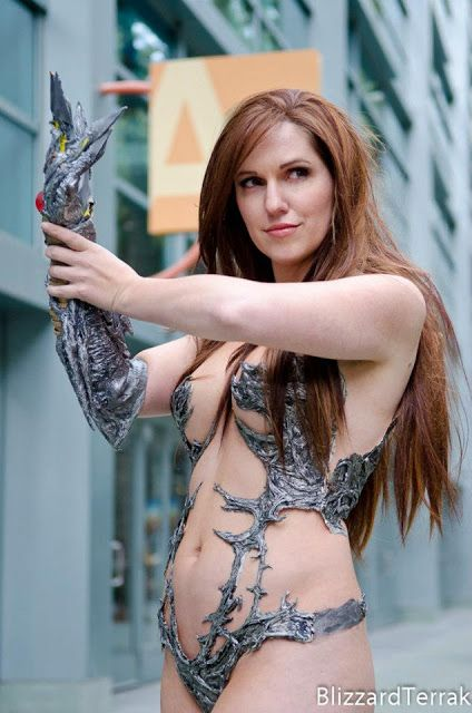 Custom made Witchblade cosplay. Incredible! - 9 Witchblade Cosplays