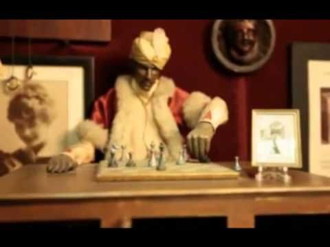 chess master automaton The Turk Hoax resurrected by rich guy - YouTube