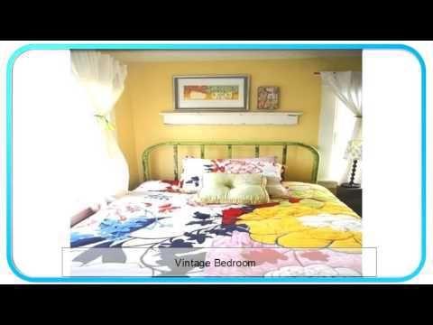 Elegant Interior Design - Vintage Bedroom - ✅ WATCH THE VIDEO 📽️ -> http://interiordesignonline.info/elegant-interior-design-vintage-bedroom/     Vintage rooms in pinterest. Vintage retro bedrooms . , . . . . Ideas for interior design romantic rooms. Im