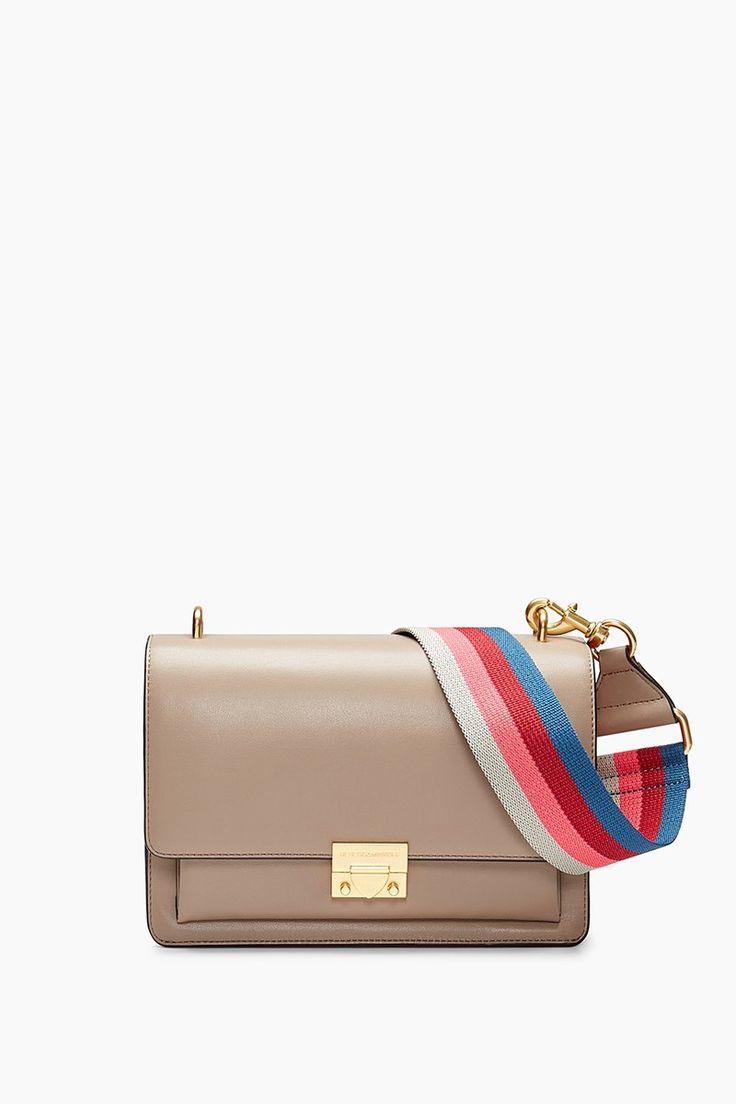 Christy Medium Shoulder Bag With Guitar Strap - Rebecca Minkoff #shoulderbag #handbag #designers #affiliatelink