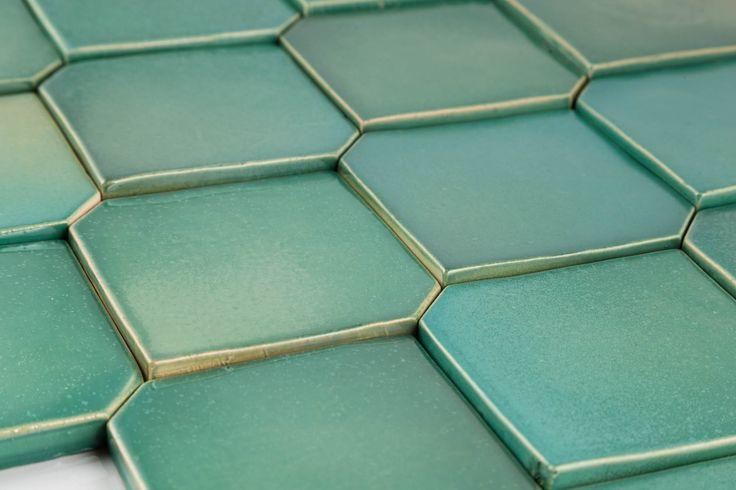 Draconis 3D handmade tiles