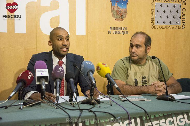 Armengol Engonga y Luis Moreno