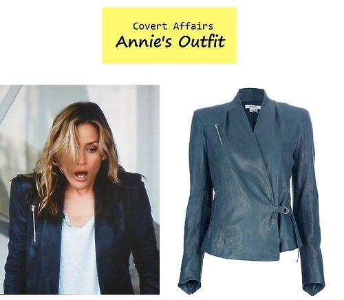 This jacket :-) Love the fit and cut.