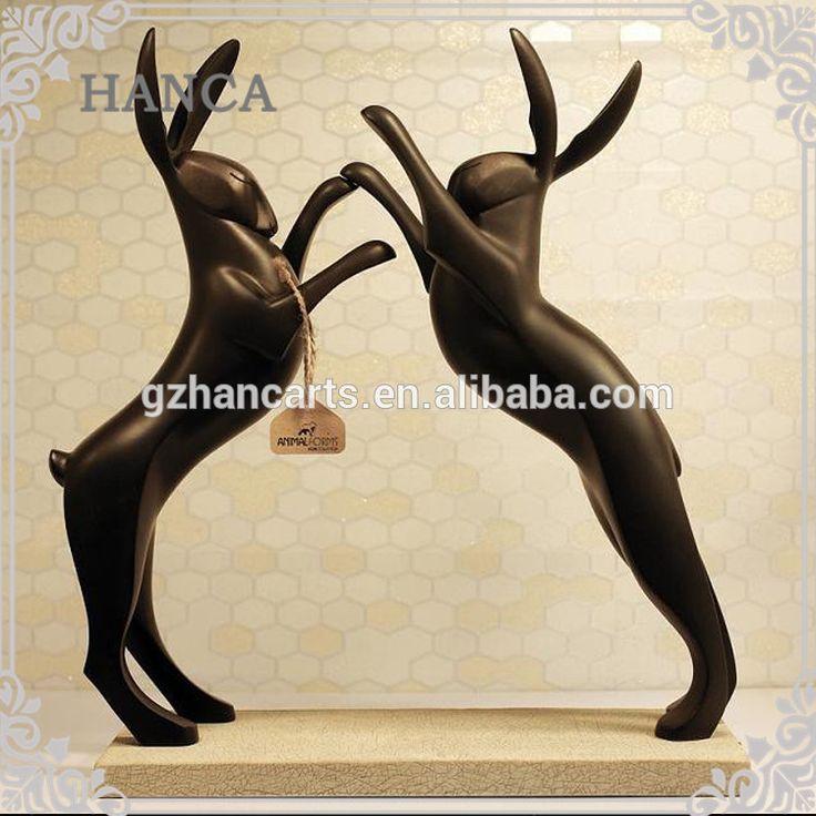 Grappige hars konijn standbeeld, dansen standbeeld tuin haas-hars ambachten-product-ID:60251728900-dutch.alibaba.com