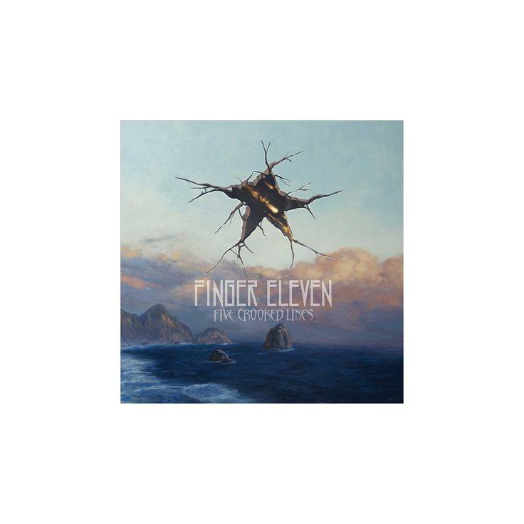 Finger eleven - Five crooked lines (CD)
