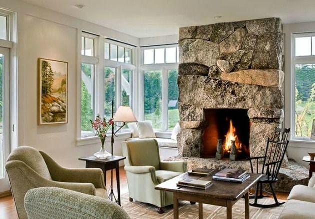 New England Farmhouse, Adore Your Place - Interior Design Blog