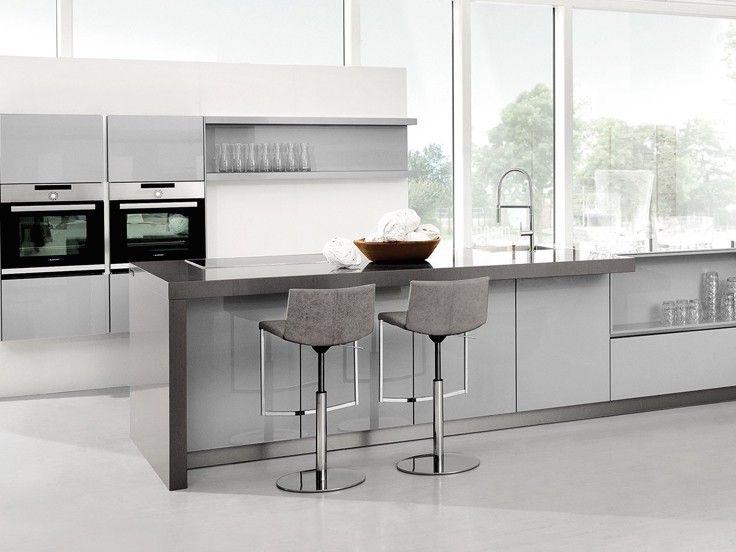 Kitchen Trends Grey Kitchens