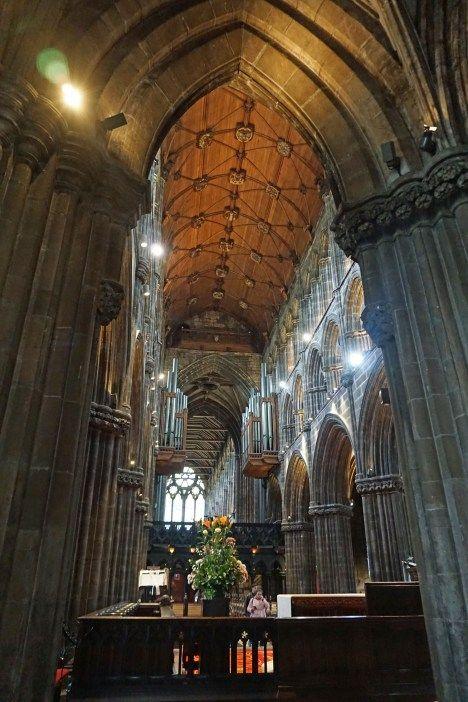 Die Kathedrale in Glasgow ist einen Besuch wert. Aber auch sonst gibt's in der Stadt viel zu sehen.