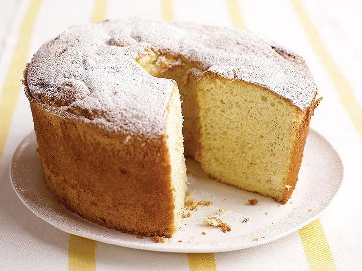 Recette Du Chiffon Cake Thermomix