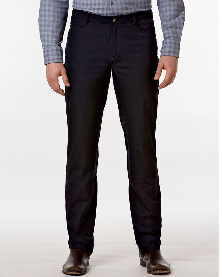 D2N Pants Black