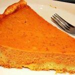 Receita da Tarte de Abóbora - Receitas Já, rapidas, faceis e simples Culinária