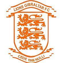 1966, Lions Gibraltar F.C. (Gibraltar) #LionsGibraltarFC #Gibraltar (L14798)