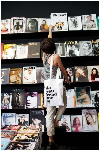 Bookshop Do you read me?  ODERBERGER STRASSE BERLIN
