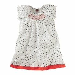 Tea Collection Handmade Holiday Seeing Stars Party Dress