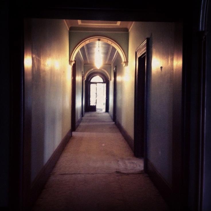 Main corridor in the homestead @GledswoodHomesteadandWinery