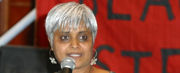 "Pragna Patel – Founding member of Southall Black Sisters, a landmark organisation in the history of black and Asian feminism""."